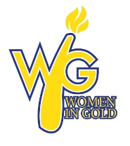 100 Women In Gold (WIG) Logo
